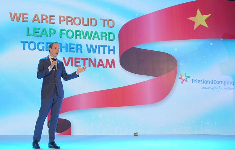 Sữa Cô Gái Hà Lan: 25 năm vì một Việt Nam vươn cao vượt trội - ảnh 2