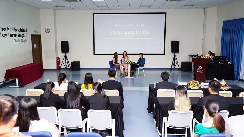 Trường ĐH Hoa Sen tiên phong đào tạo ngành Quản trị sự kiện - ảnh 5