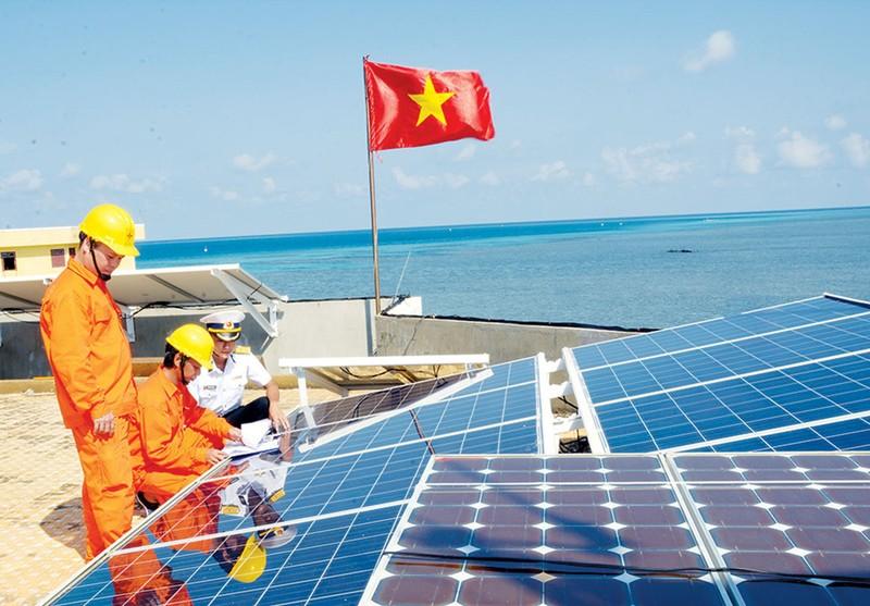Ông Dương Quang Thành tái cử Bí thư Đảng ủy EVN - ảnh 2