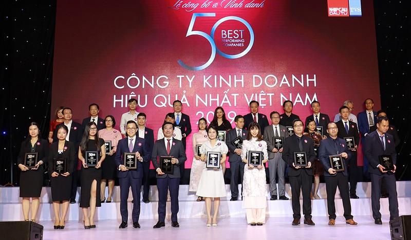 Vinamilk: Top công ty kinh doanh hiệu quả nhất Việt Nam - ảnh 1