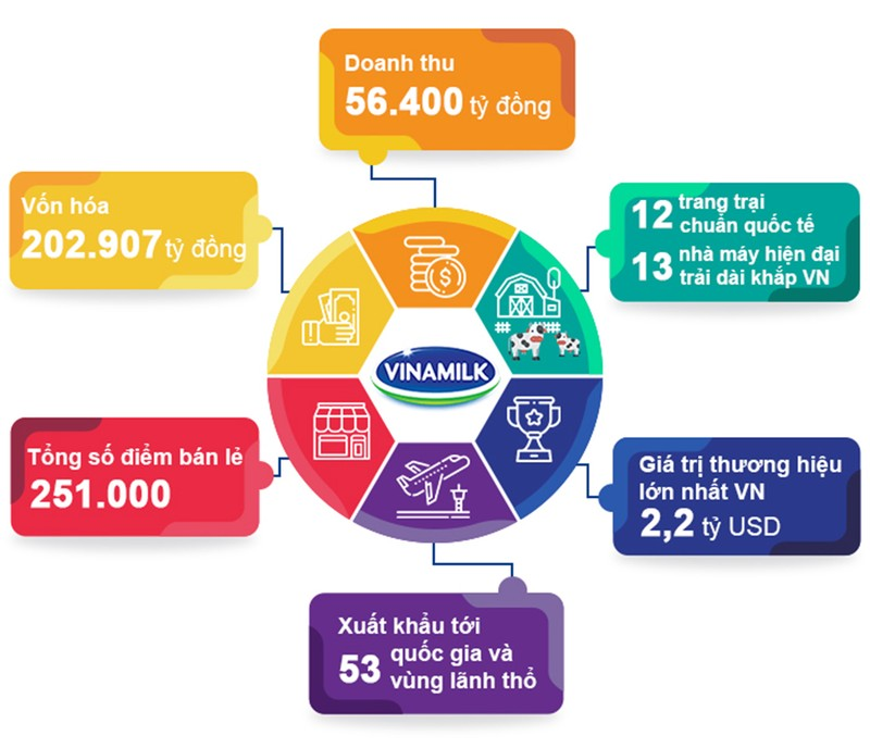 Vinamilk: Top công ty kinh doanh hiệu quả nhất Việt Nam - ảnh 2