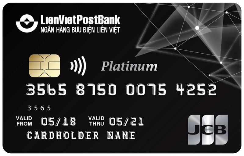 LienVietPostBank ra mắt thẻ tín dụng quốc tế JCB - ảnh 1