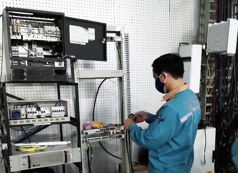 Viettel hoàn thành phủ sóng 4G ở BV Dã chiến Đà Nẵng - ảnh 2