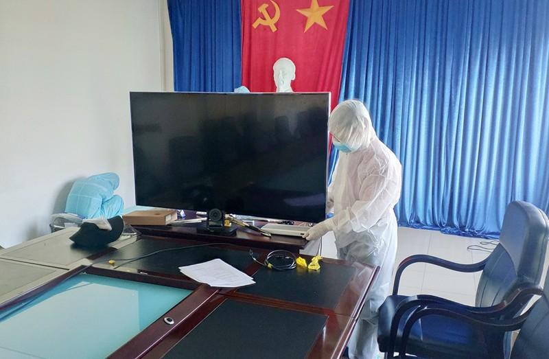 Viettel hoàn thành phủ sóng 4G ở BV Dã chiến Đà Nẵng - ảnh 3