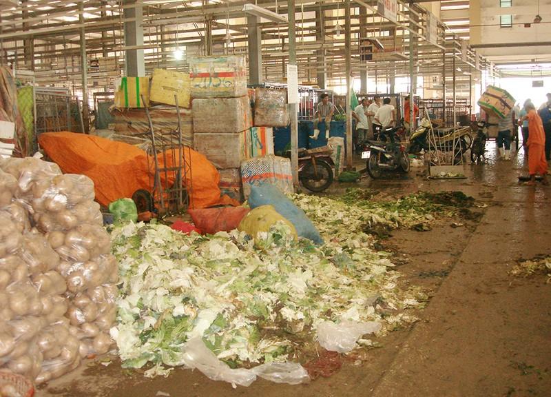 TP.HCM: Cần nâng cao hiệu quả phân loại rác tại nguồn - ảnh 1
