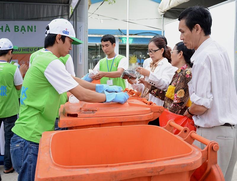 TP.HCM: Cần nâng cao hiệu quả phân loại rác tại nguồn - ảnh 2
