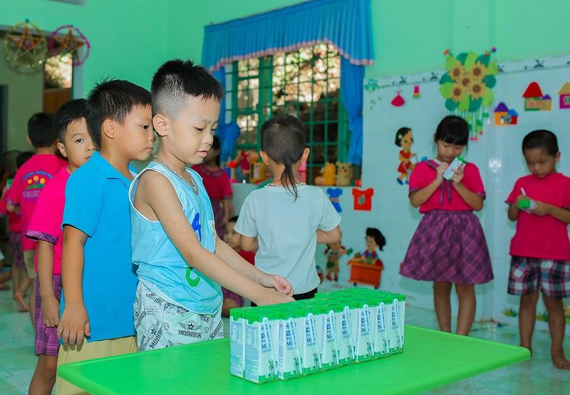 Đã sẵn sàng cho Chương trình Sữa học đường mùa tựu trường - ảnh 1