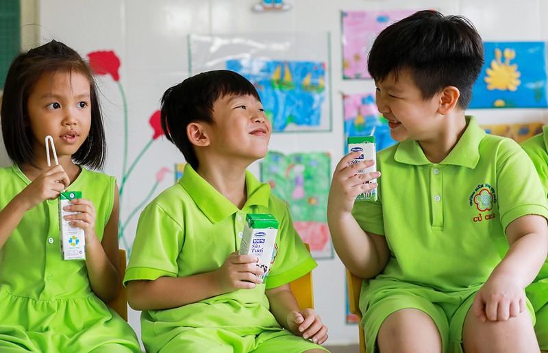 Đã sẵn sàng cho Chương trình Sữa học đường mùa tựu trường - ảnh 2