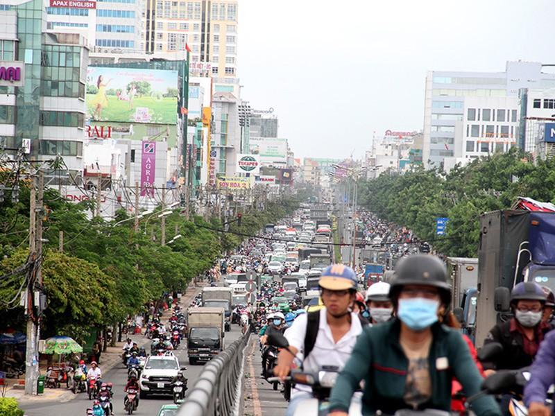 TP.HCM: Kiểm soát, giảm thiểu ô nhiễm môi trường không khí - ảnh 1