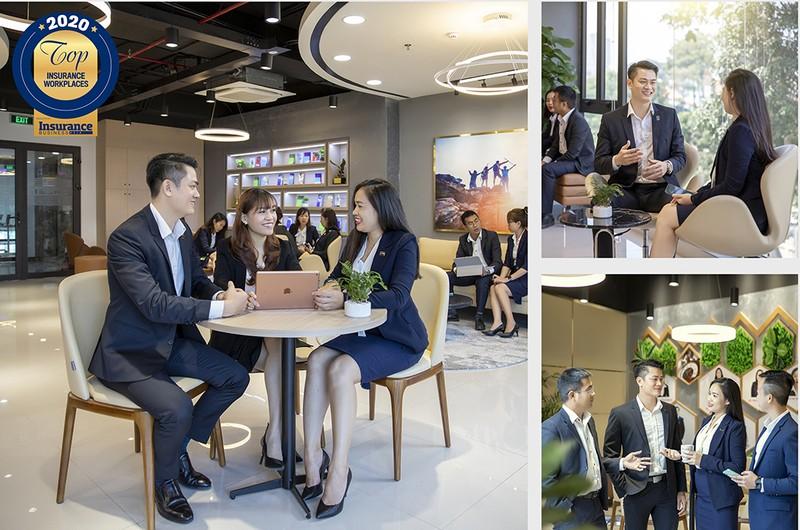 Chubb Life Việt Nam: Nơi làm việc bảo hiểm tốt nhất năm 2020 - ảnh 2