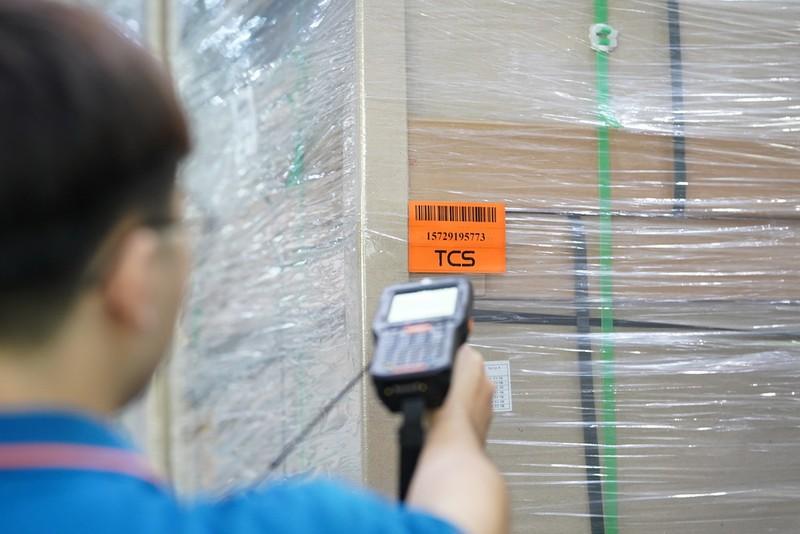 Áp dụng công nghệ vào việc kiểm soát phục vụ hàng hóa - ảnh 3