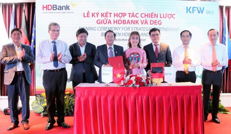 HDBank phát hành trái phiếu chuyển đổi cho đối tác chiến lược - ảnh 1