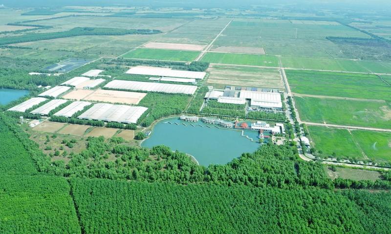 Trang trại Vinamilk phát triển nông nghiệp theo hướng bền vững - ảnh 1