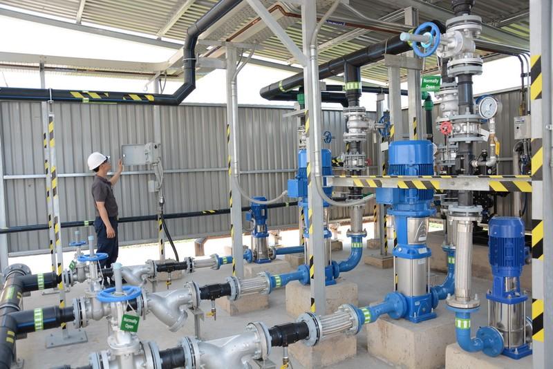 TP.HCM tăng cường quản lý nguồn thải và chất thải công nghiệp - ảnh 2