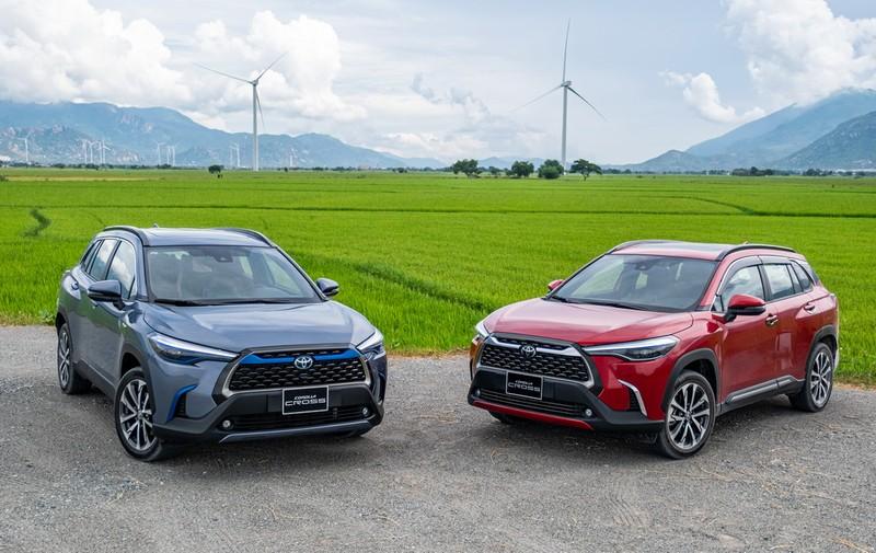 """Toyota 2020: Một năm """"chơi trội"""" ở phân khúc SUV - ảnh 1"""