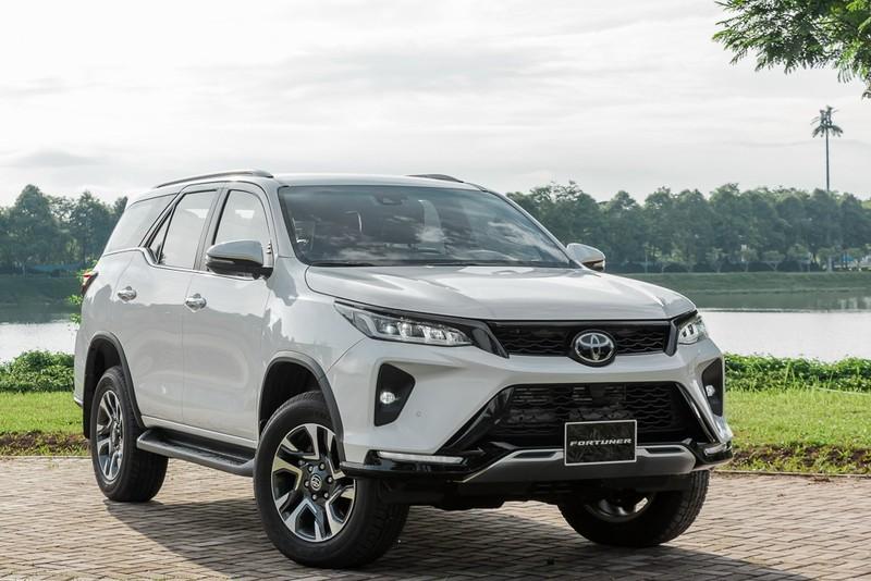 """Toyota 2020: Một năm """"chơi trội"""" ở phân khúc SUV - ảnh 2"""