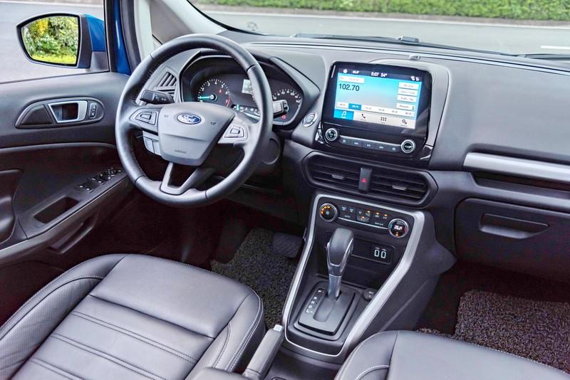 Ford EcoSport 2020: đa năng hơn và tiện nghi hơn - ảnh 2