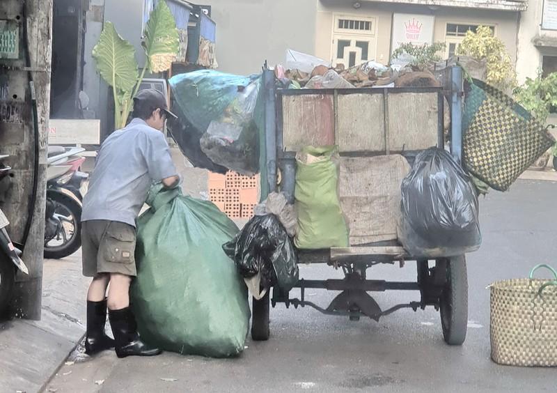 TP.HCM hỗ trợ rác dân lập chuyển đổi mô hình hoạt động - ảnh 1