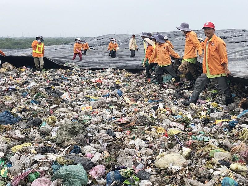 Hướng đi mới trong xử lý rác thải ở TP.HCM - ảnh 1