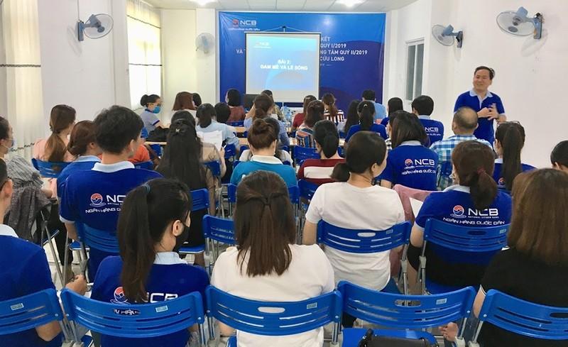 NCB chú trọng đào tạo, nâng cao chuyên môn cho nhân viên - ảnh 1