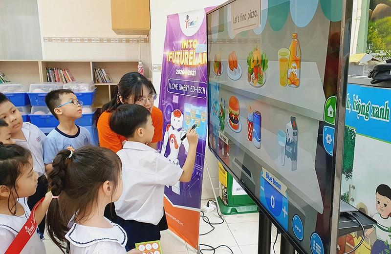 iSMART đưa ra chương trình hỗ trợ giáo viên tiếng Anh - ảnh 1