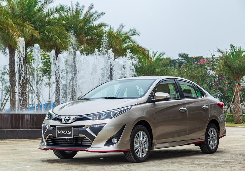 """Toyota năm 2020: bước """"chạy đà"""" để bứt phá bền vững - ảnh 1"""