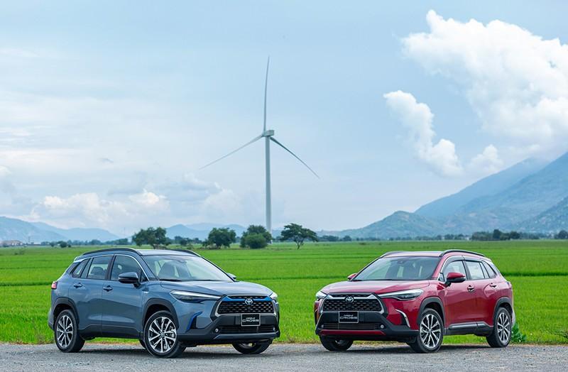 """Toyota năm 2020: bước """"chạy đà"""" để bứt phá bền vững - ảnh 3"""
