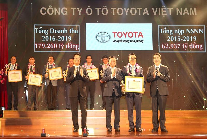 """Toyota năm 2020: bước """"chạy đà"""" để bứt phá bền vững - ảnh 4"""