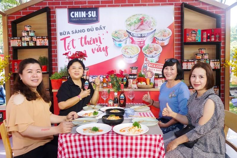 Đến Lễ hội Tết Việt, thưởng thức CHIN-SU Cá Cơm Biển Đông - ảnh 2