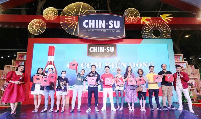 Đến Lễ hội Tết Việt, thưởng thức CHIN-SU Cá Cơm Biển Đông - ảnh 3