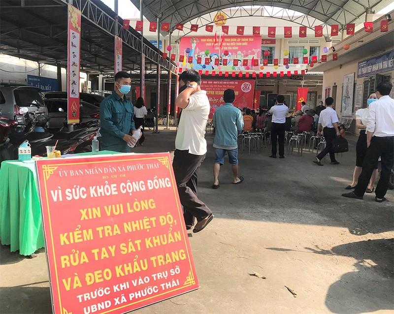 Vedan Việt Nam trao 1.000 phần quà Tết cho người dân Đồng Nai - ảnh 2
