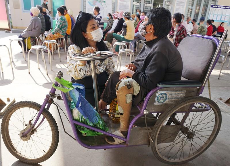 Vedan Việt Nam trao 1.000 phần quà Tết cho người dân Đồng Nai - ảnh 3