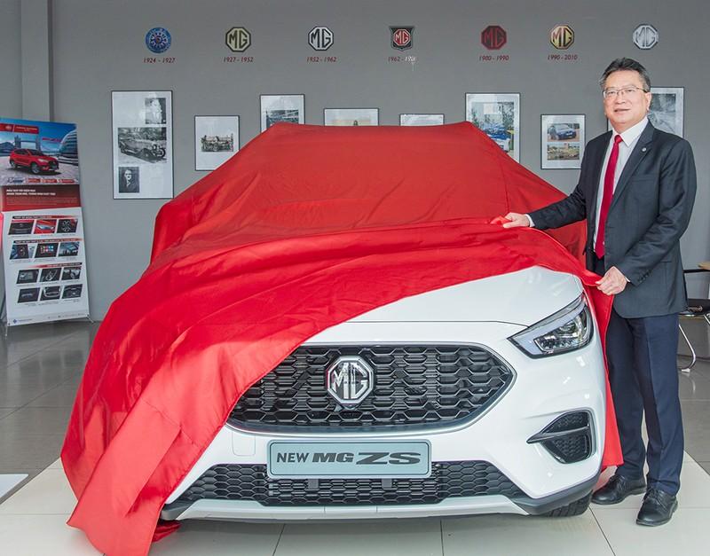 MG ra mắt xe mới và giảm giá gần 70 triệu đồng - ảnh 1