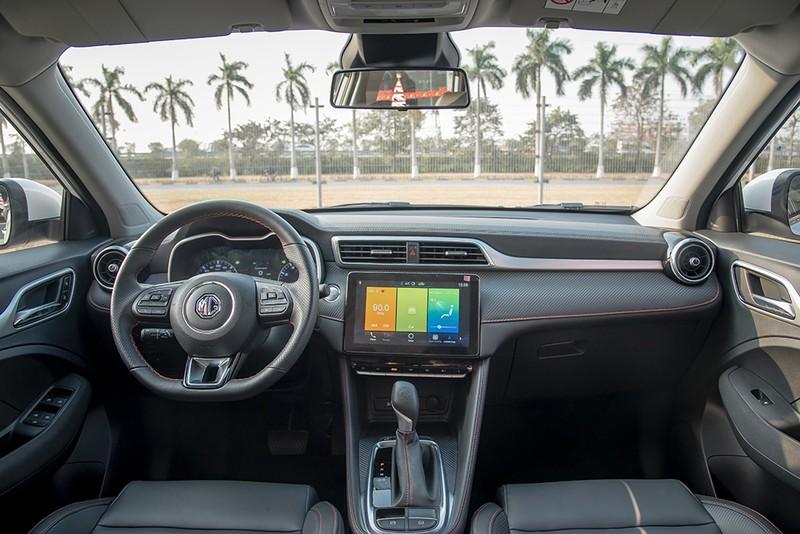 MG ra mắt xe mới và giảm giá gần 70 triệu đồng - ảnh 2