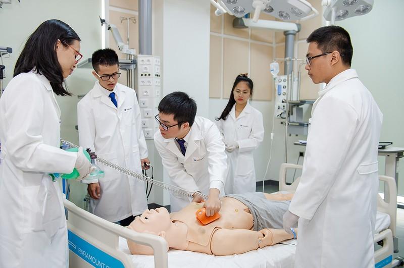 Năm lý do phải học ngành điều dưỡng tại VinUni - ảnh 1