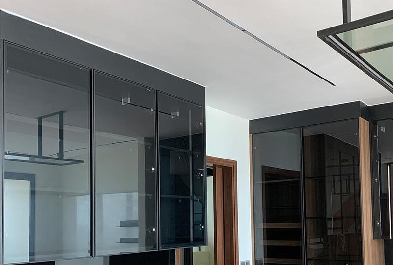 Cánh kính tủ áo xu thế nội thất 2021+ - ảnh 2