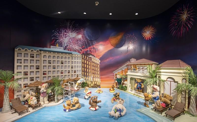 Ngày 24-4, khai trương Bảo tàng Gấu Teddy tại Phú Quốc - ảnh 10