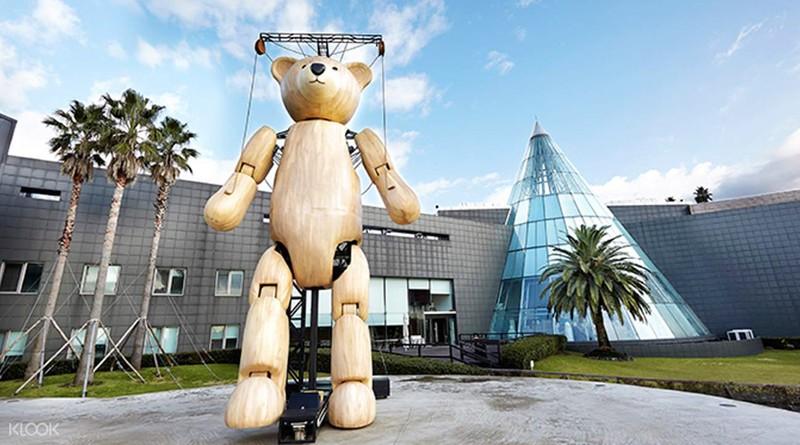 Ngày 24-4, khai trương Bảo tàng Gấu Teddy tại Phú Quốc - ảnh 1