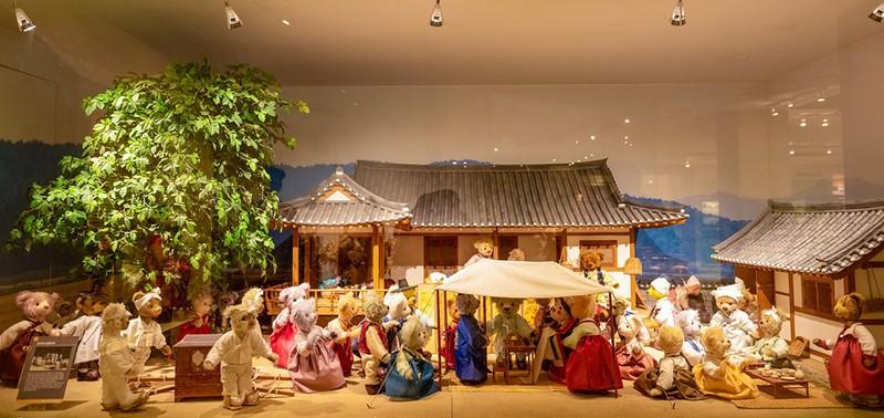 Ngày 24-4, khai trương Bảo tàng Gấu Teddy tại Phú Quốc - ảnh 2
