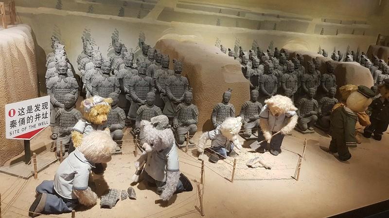 Ngày 24-4, khai trương Bảo tàng Gấu Teddy tại Phú Quốc - ảnh 3