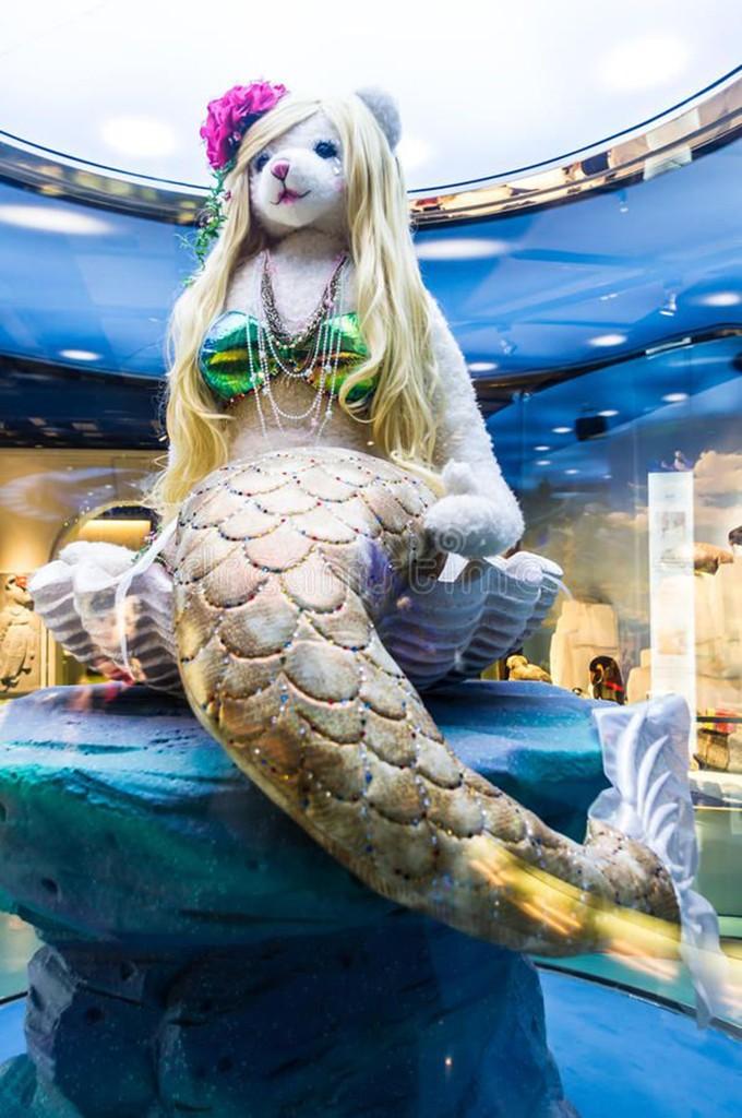 Ngày 24-4, khai trương Bảo tàng Gấu Teddy tại Phú Quốc - ảnh 4