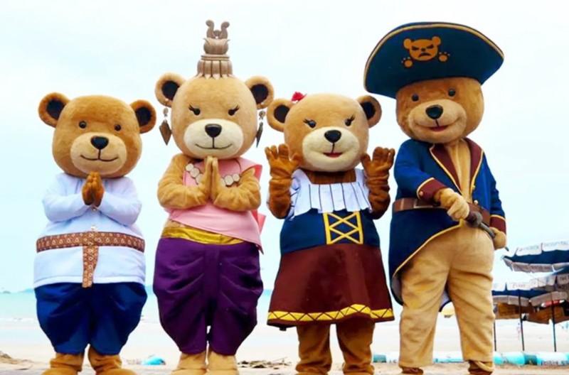 Ngày 24-4, khai trương Bảo tàng Gấu Teddy tại Phú Quốc - ảnh 5