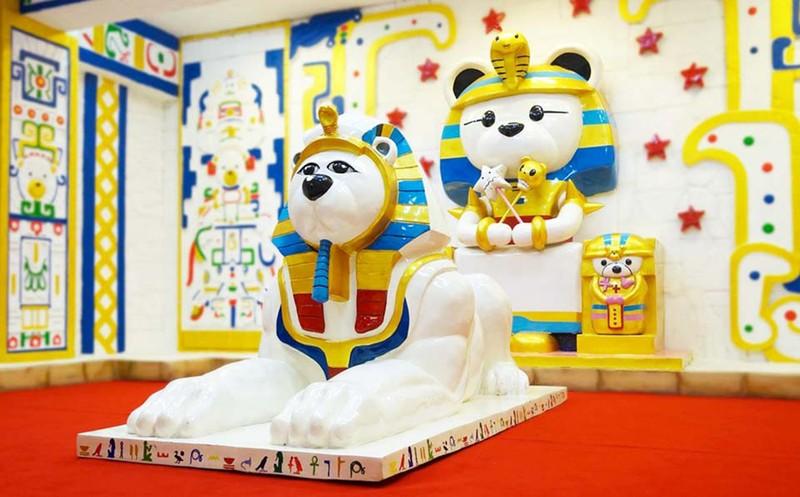 Ngày 24-4, khai trương Bảo tàng Gấu Teddy tại Phú Quốc - ảnh 6