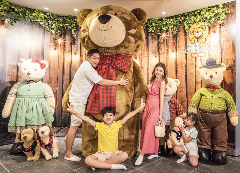 Ngày 24-4, khai trương Bảo tàng Gấu Teddy tại Phú Quốc - ảnh 8