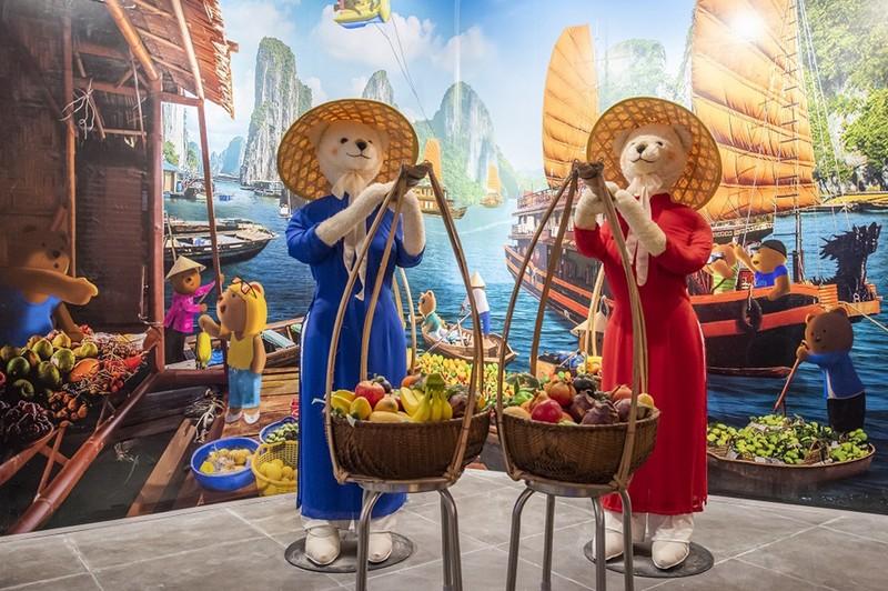 Ngày 24-4, khai trương Bảo tàng Gấu Teddy tại Phú Quốc - ảnh 9