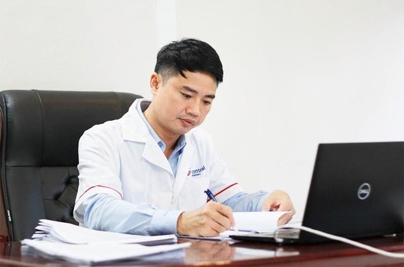 Trung tâm Thuốc Central Pharmacy: nhà thuốc online uy tín ở HN - ảnh 1