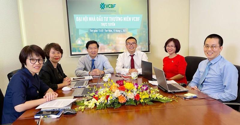 Đại hội nhà đầu tư thường niên của các quỹ mở VCBF - ảnh 1