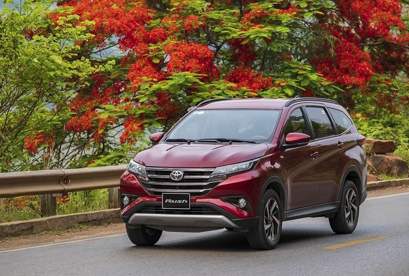 Tăng tiện nghi và ưu đãi lớn khi mua xe Toyota Rush - ảnh 1