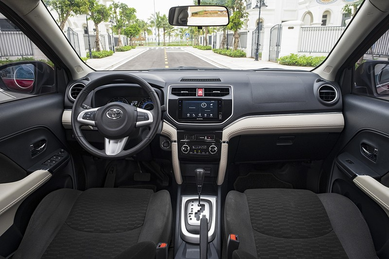 Tăng tiện nghi và ưu đãi lớn khi mua xe Toyota Rush - ảnh 2