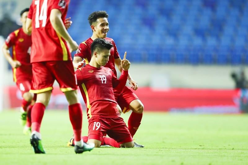 Bí quyết dinh dưỡng vàng cho trận thắng 4-0 trước Indonesia - ảnh 1